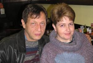 Инна и Валерий Слуцкие